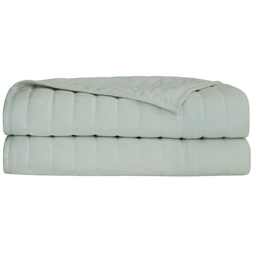 Picture of Myrtle Spa Quilted Coverlet